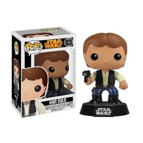 Star Wars Han Solo Pop! Vinyl